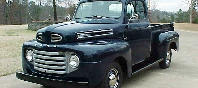 Ford Truck 1953 Photo - 1