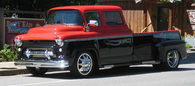 Ford Truck 1955 Photo - 1