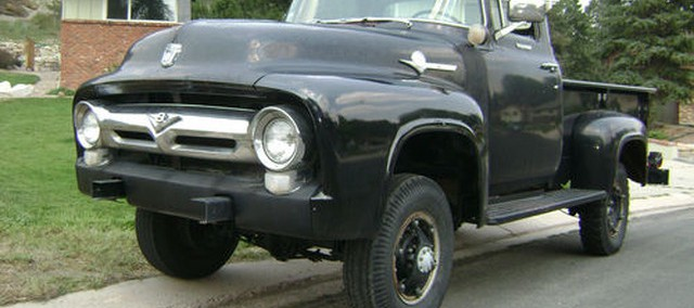 Ford Truck 1956 Photo - 1