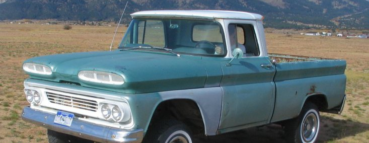 Ford Truck 1960 Photo - 1