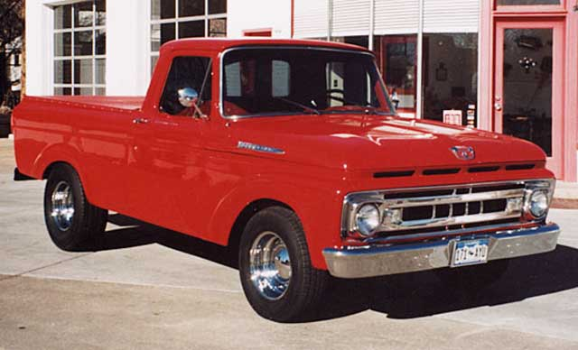 Ford Truck 1977 Photo - 1