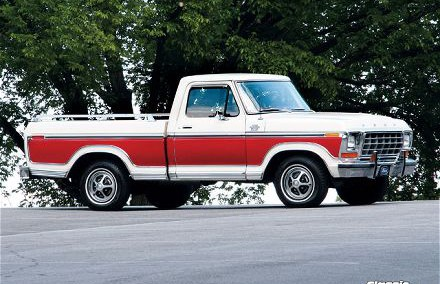 Ford Truck 1978 Photo - 1