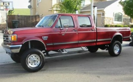 Ford Truck 1990 Photo - 1