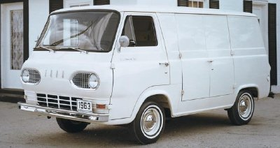 Ford Van 1960 Photo - 1