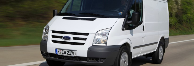 Ford Van 2012 Photo - 1