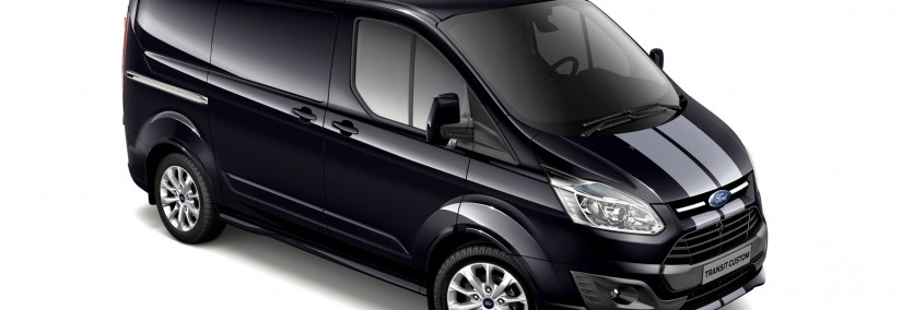 Ford Van 2013 Photo - 1