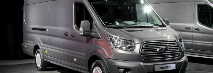 Ford Van 2014 Photo - 1