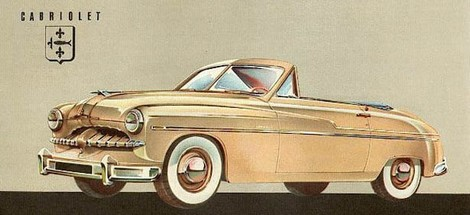 Ford Vedette 1952 Photo - 1