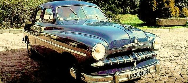 Ford Vedette 1953 Photo - 1