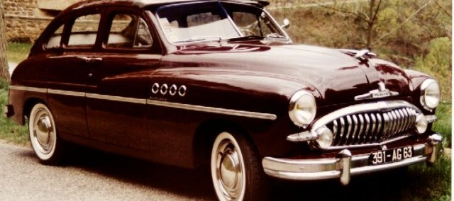 Ford Vedette 1957 Photo - 1