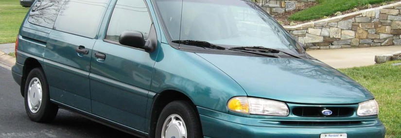 Ford Windstar 1998 Photo - 1