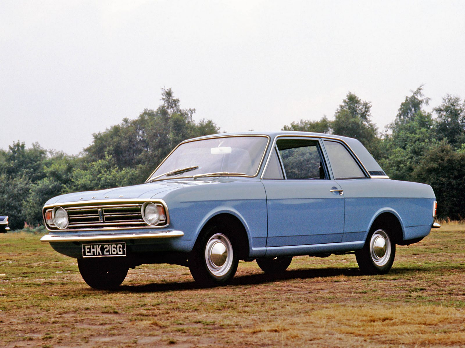 Ford XL 1969 Photo - 1