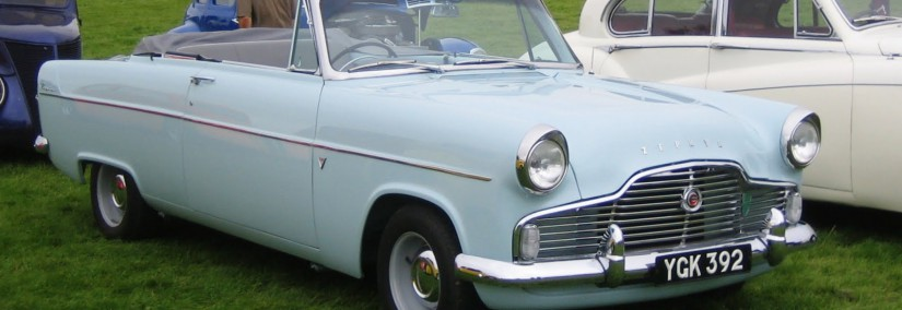Ford Zephyr 1960 Photo - 1
