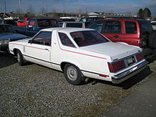 Ford Zephyr 1982 Photo - 1