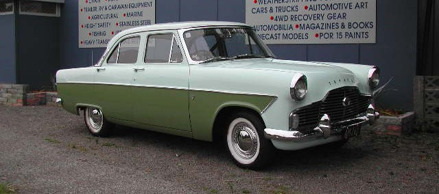 Ford Zodiac 1962 Photo - 1