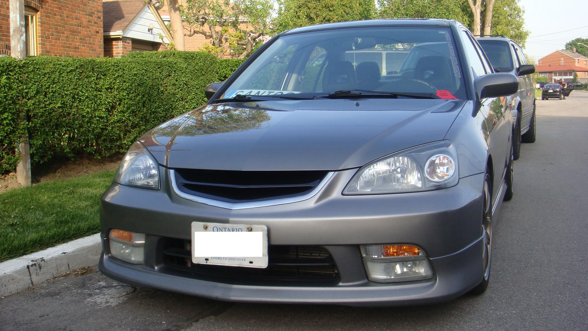 Acura El 2004 Photo - 1