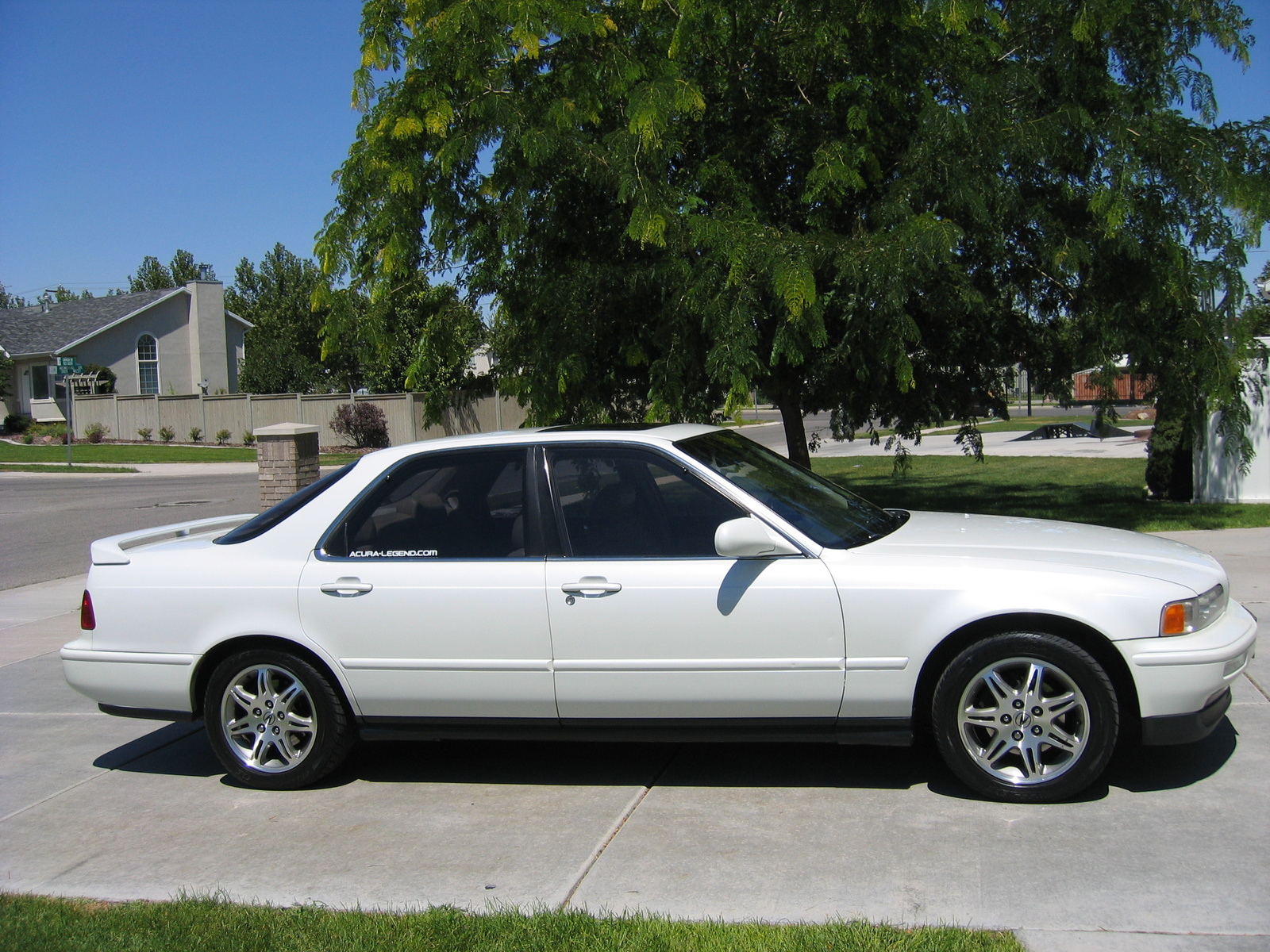 Acura Legend 1993 Photo - 1
