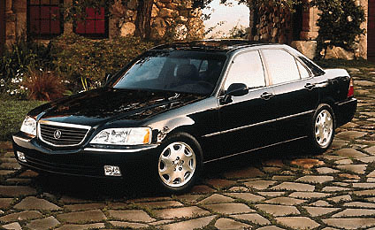 Acura Legend 1998 Photo - 1