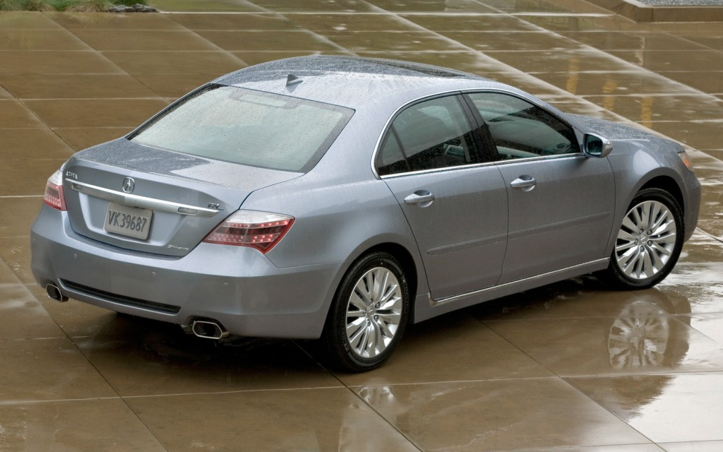 Acura RL 2014 Photo - 1