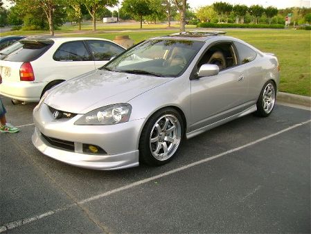 Acura RSX 2002 Photo - 1