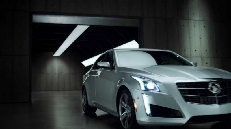 Cadillac Commercial 2014 Photo - 1