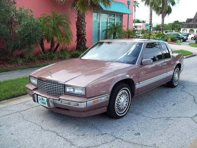 Cadillac Eldorado 1989 Review Amazing and
