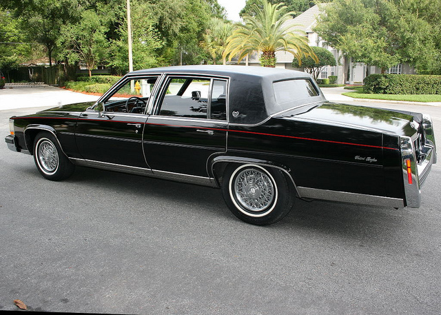 Cadillac Fleetwood 1986 Review Amazing Pictures And