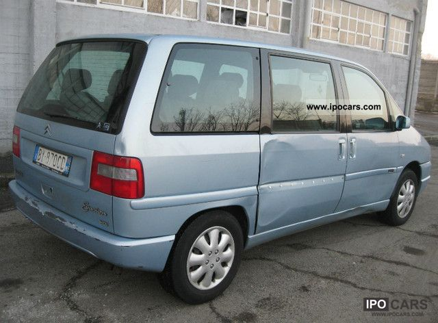 Citroen Evasion 2001: Review, Amazing Pictures and Images   Look