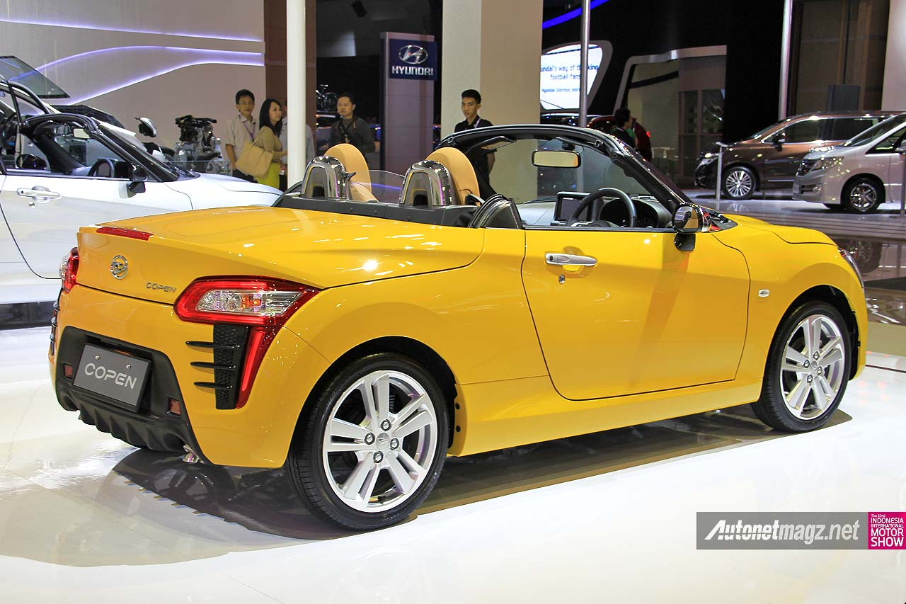 Daihatsu Copen 2014 Photo 1 Amazing Pictures And Images Look At
