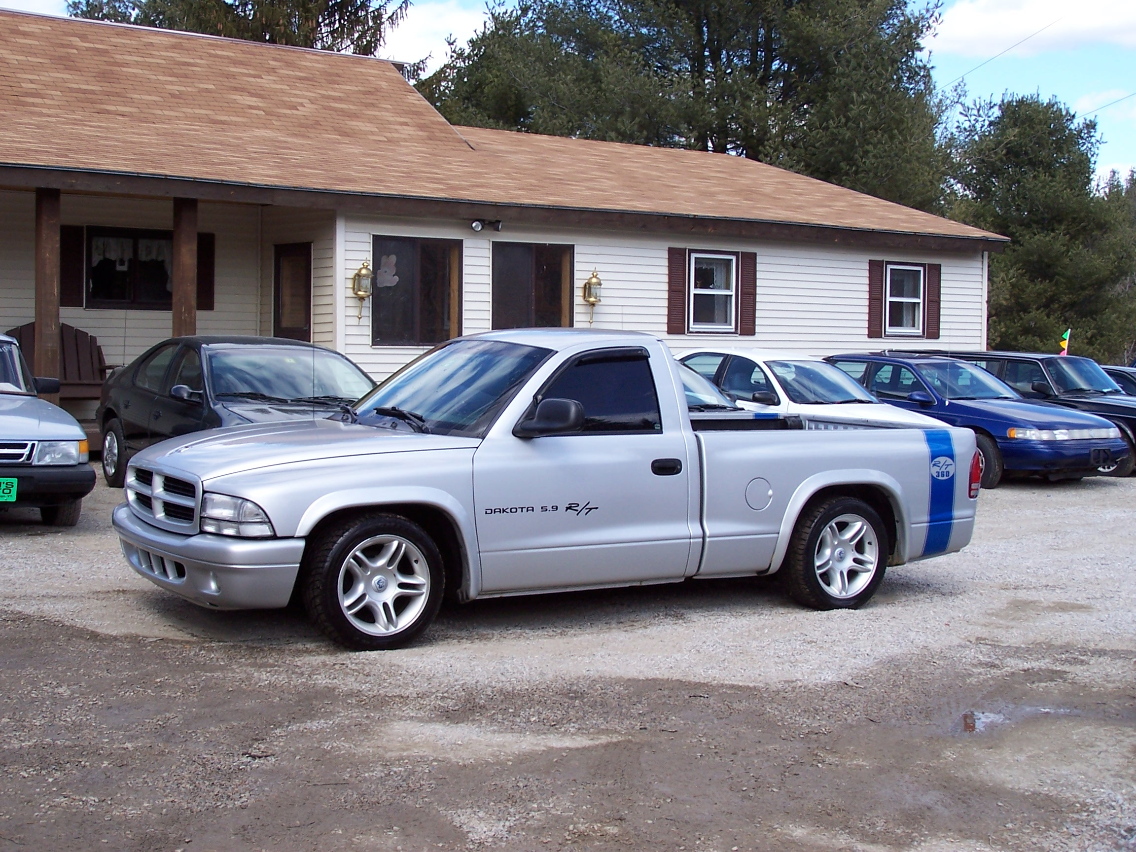 Dodge Dakota 2001 Review Amazing Pictures And Images