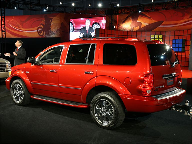 Dodge Durango 2009 Review Amazing Pictures And Images