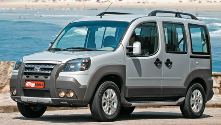 Fiat Doblo 2014 Review Amazing Pictures And Images