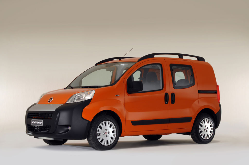 Fiat Fiorino 2008 Photo - 1