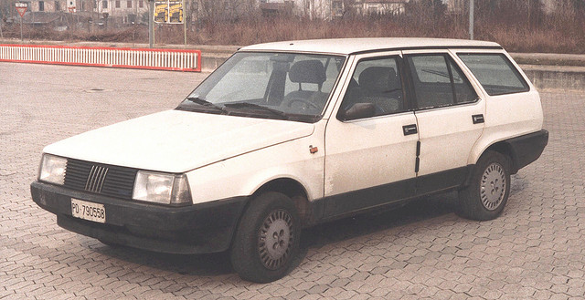 Fiat Regata 2000 Photo - 1