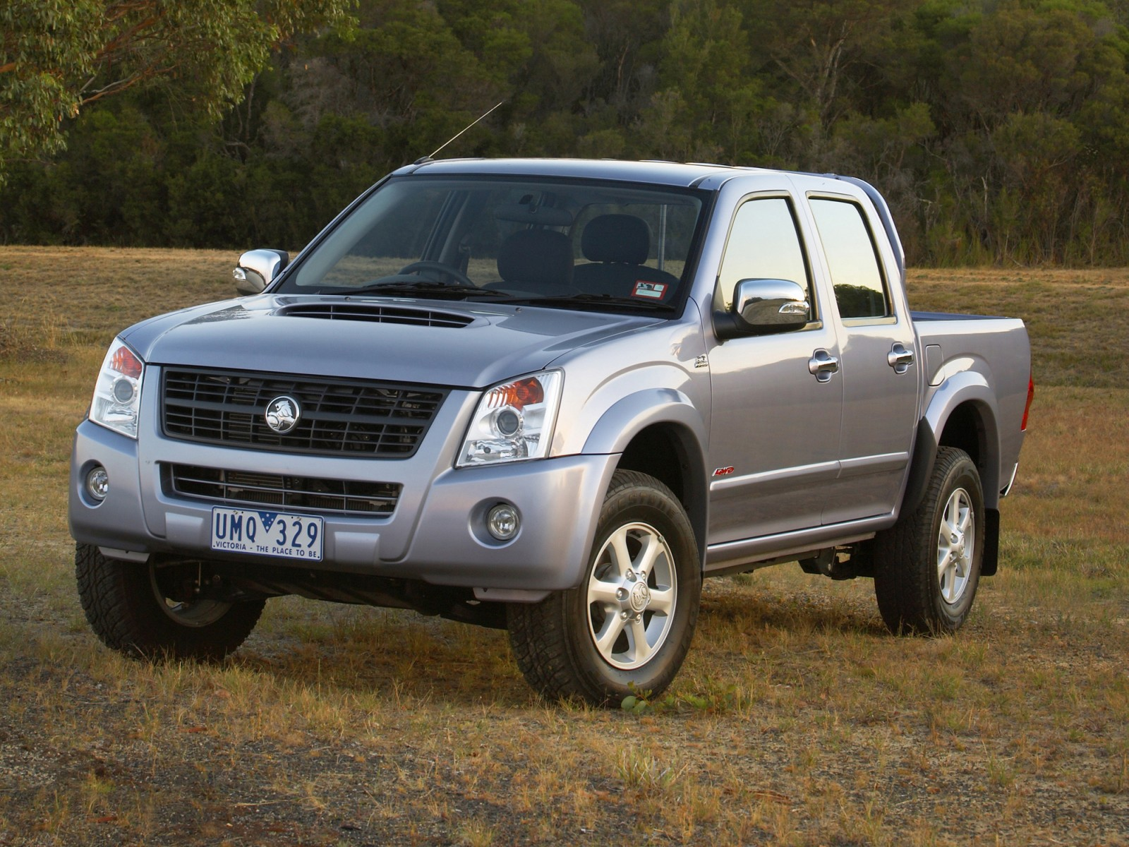 Holden Rodeo 2007 Review Amazing Pictures And Images Look At The Car