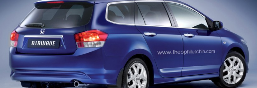 Honda Airwave 2010 Photo - 1