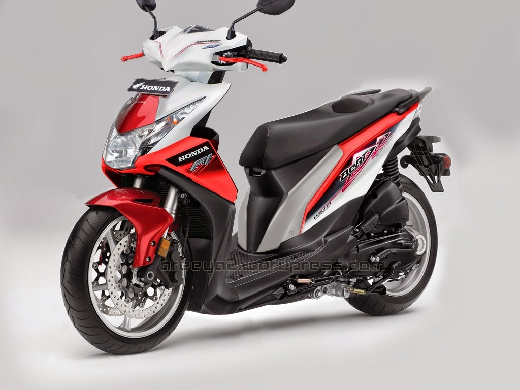 Honda Beat 2014 Photo - 1