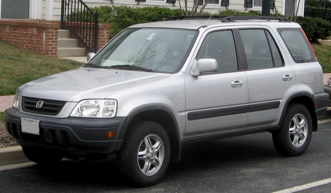 Honda CR-V 2003 Photo - 1
