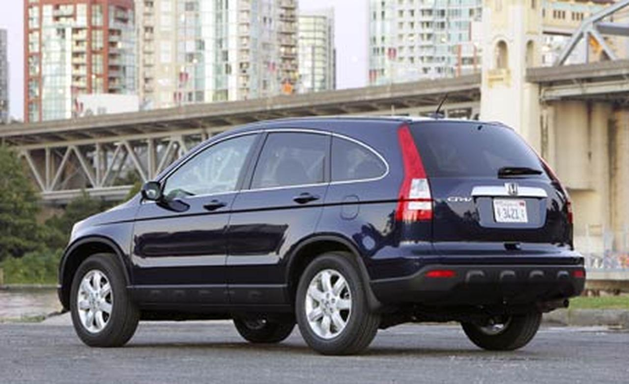 Honda CR-V 2007 Photo - 1