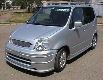 Honda Capa 2000 Photo - 1