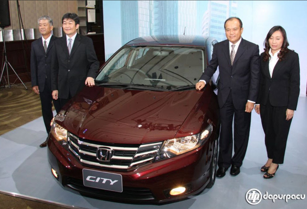 Honda City 2013 Photo - 1