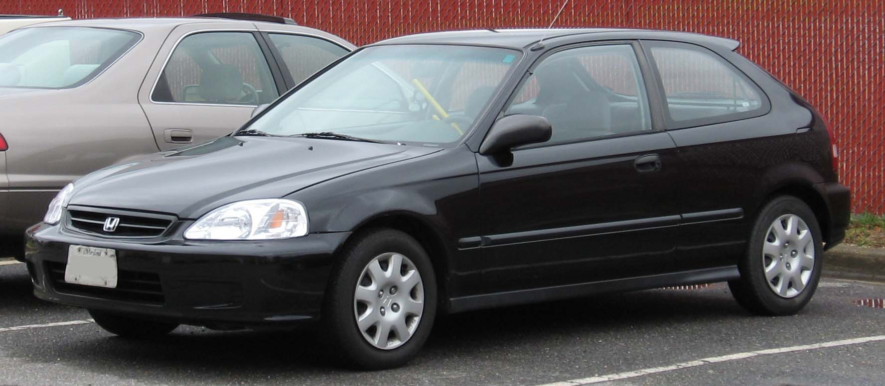 Honda Civic 2000 Photo - 1