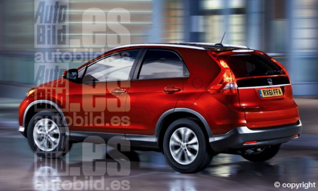 Honda HRV 2013: Review, Amazing Pictures and Images – Look ...