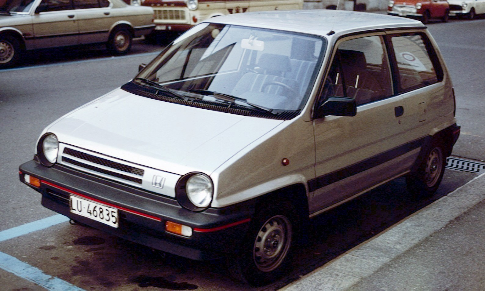 Honda Jazz 1986 Photo - 1