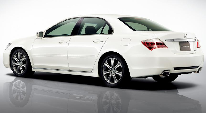 Honda Legend 2012 Photo - 1