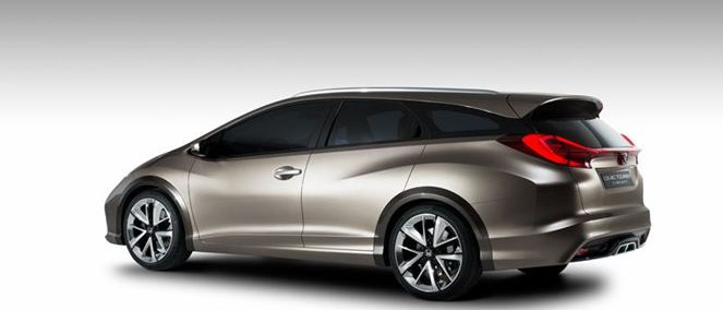 Honda Stream 2013 Photo - 1