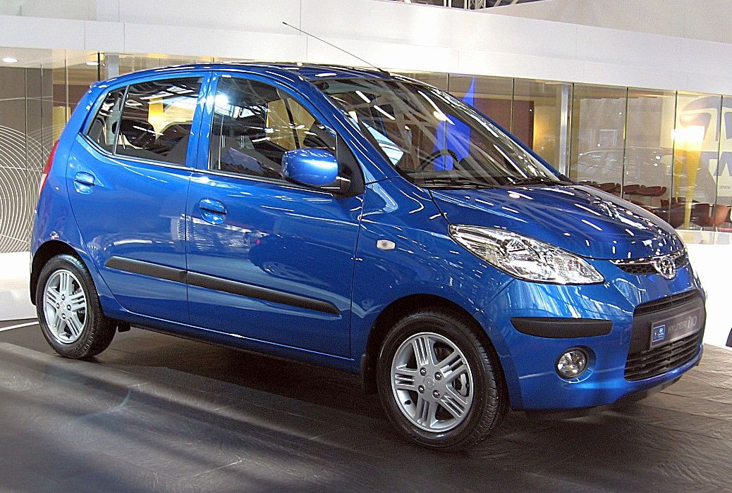 Hyundai I10 2005 Review Amazing Pictures And Images