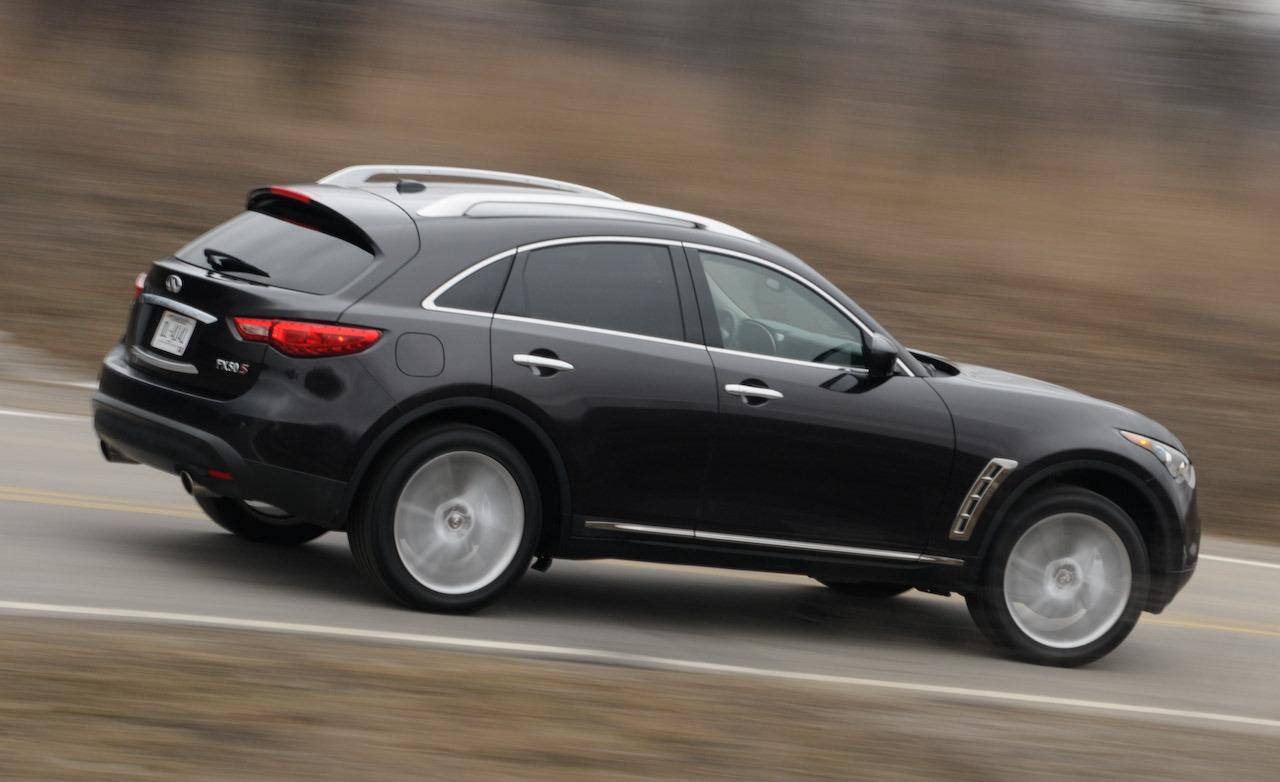 Infiniti Fx 2014 Review Amazing Pictures And Images