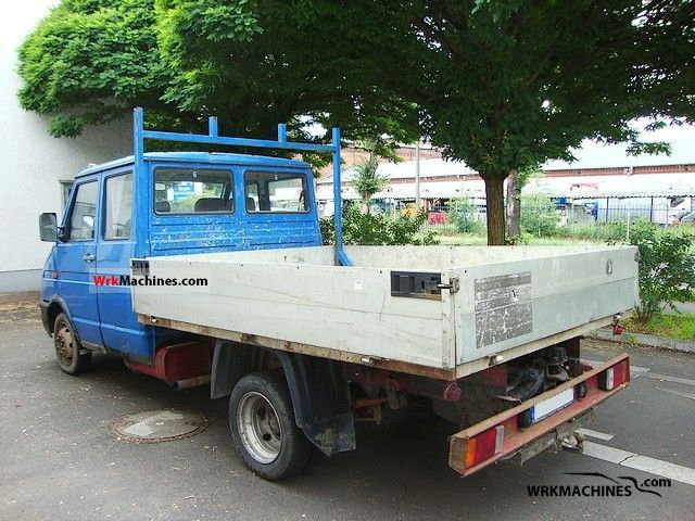 Iveco Daily 1992 Photo - 1