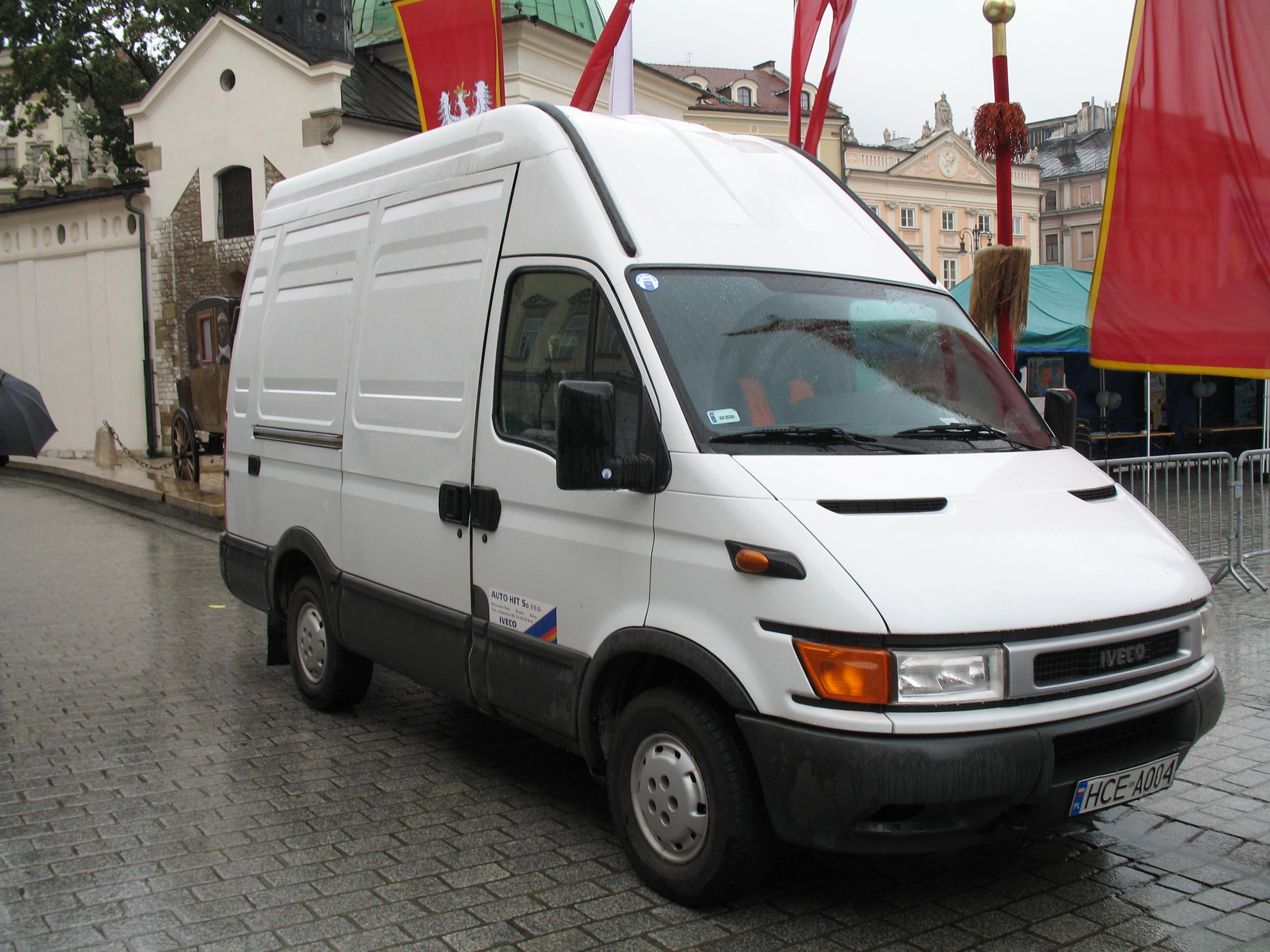 Iveco Daily 1999 Photo - 1